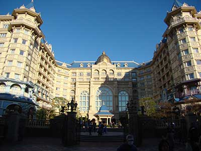 ディズニーランドのおすすめホテル一覧