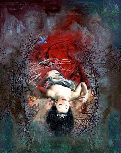 マレフィセントじゃなくて人食い鬼が出てくる『眠れる森の美女』