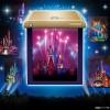 ディズニーランドのナイトドリームが自宅で楽しめるハコビジョン「ワンス・アポン・ア・タイム」バージョンが発売開始!
