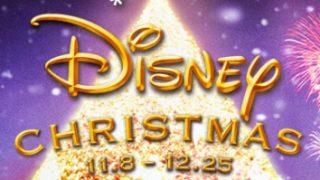 クリスマスツリーいろいろ・・・ディズニーリゾートのクリスマスいよいよ本番!