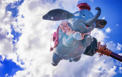ディズニー映画は実写化のオンパレード!「マレフィセント」「シンデレラ」「野獣」の次はなんと「ダンボ」