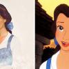 リアル・ディズニープリンセスの肖像に思わずうっとり・・・