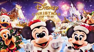 TDR恒例の『ディズニー・クリスマス』が今年も始まりました!