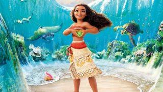 公開間近!ディズニーの新作『モアナと伝説の海』の映像美に思わず引き込まれそう!